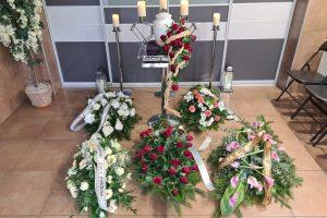 Kaplica na pogrzeb